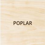 poplar wood type