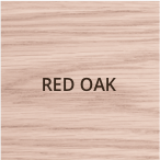 red oak wood type