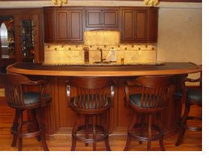 Custom Home Bars