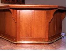 mahogany-bar-rail